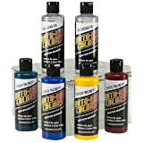 Auto Air Colors Candy Pigment Colors Set A, 4oz.