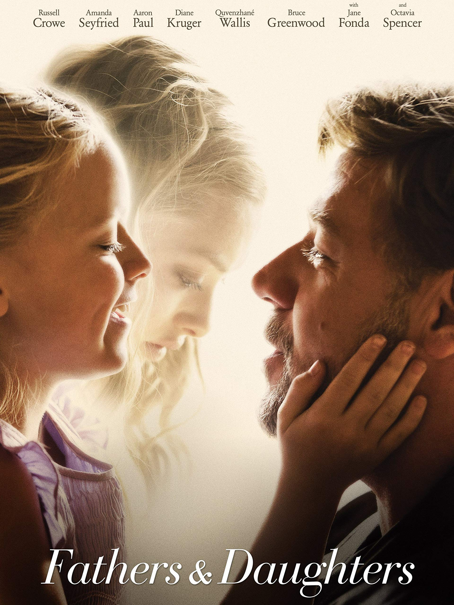 Fathers and Daughters on Amazon Prime Video UK