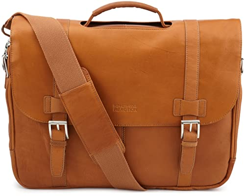 Kenneth Cole Reaction Luggage Show Business tan color