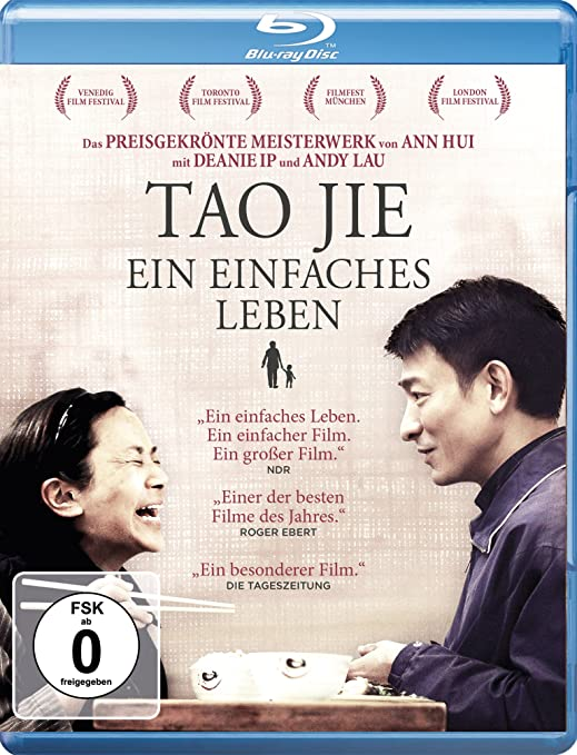 Tao Jie - Ein einfaches Leben, Blu-ray