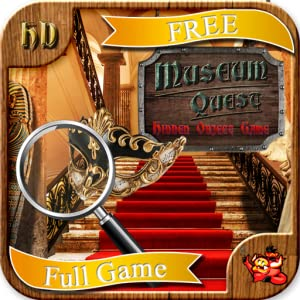 Museum Quest - Full Free Hidden Object Game by PlayHOG