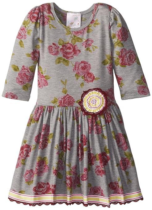Elisabeth-Little-Girls-Allover-Floral-Dress