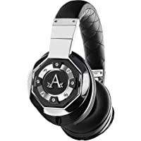 A-Audio A01 Over-Ear Wireless Bluetooth Headphones (Black/Legacy)