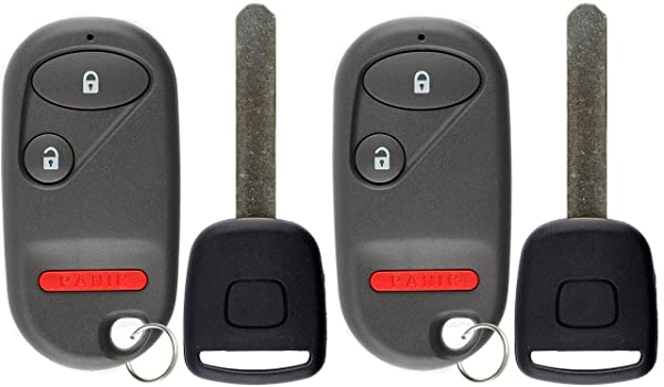 AutoLoc Power Accessories 9731 Key Blank for TRK series Remotes