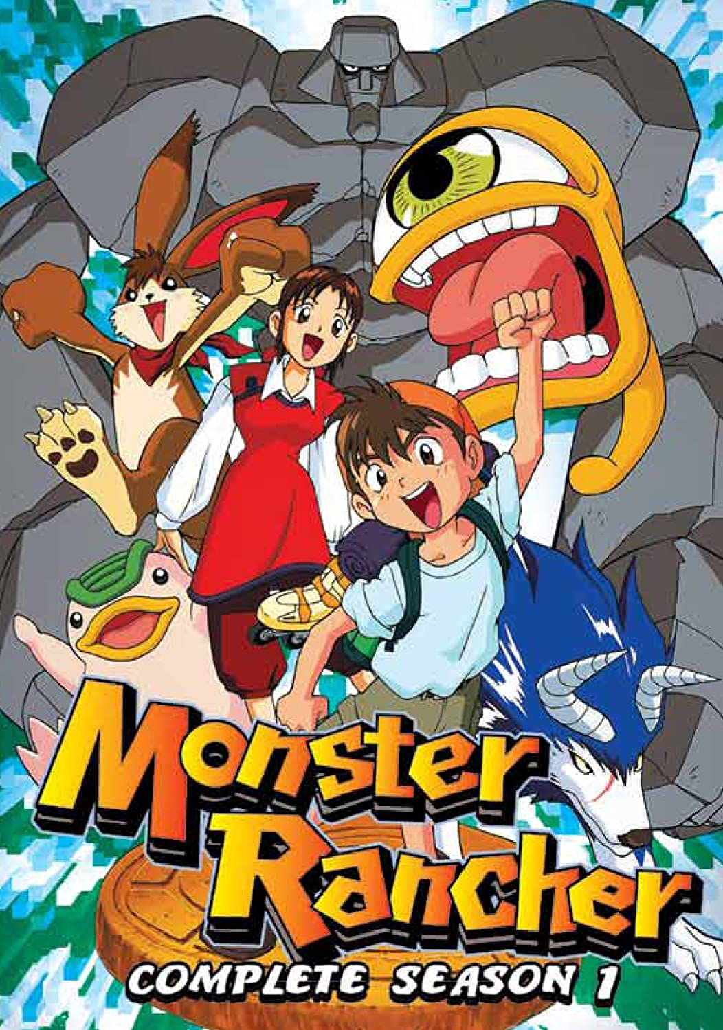 Monster rancher pron hentia gallery