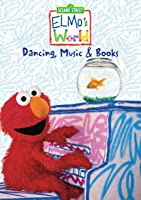 Elmo's World: Dancing, Music & Books!