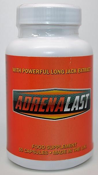 Adrenalast Testosteron Booster mit leistungsfähigem Lange Jack Extract 60 Kapseln