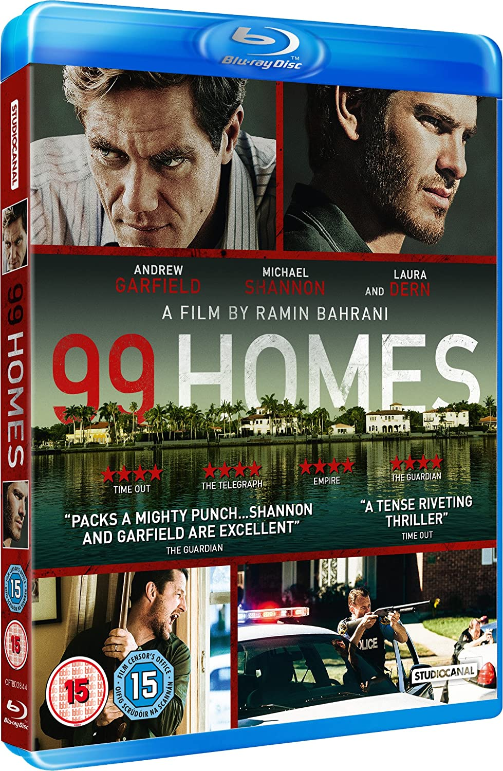 99 Homes (2014) VU Untouched 1080p AVC ENG DTS-HD MA 5.1 ITA ENG AC3 ITA ENG Sub PirateMKV