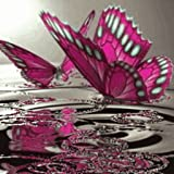 Butterflies On Water Live Wallpaper