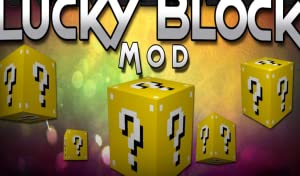 Lucky Block Mod by van nguy