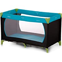 Hauck Dream N Play Travel Cot & Play Pen (Water Blue)
