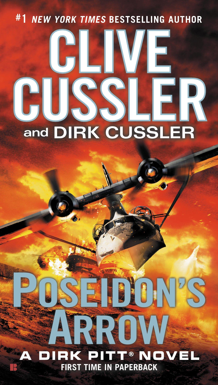 Poseidon's Arrow (Dirk Pitt Adventure)  - Clive Cussler,Dirk Cussler