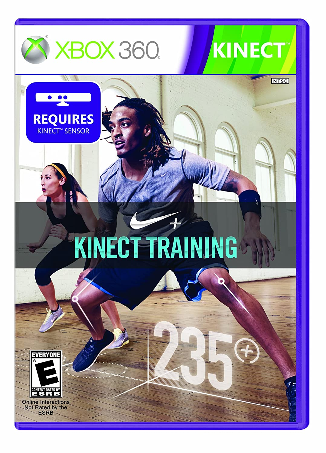 Nike+ Kinect Training at Amazon.com