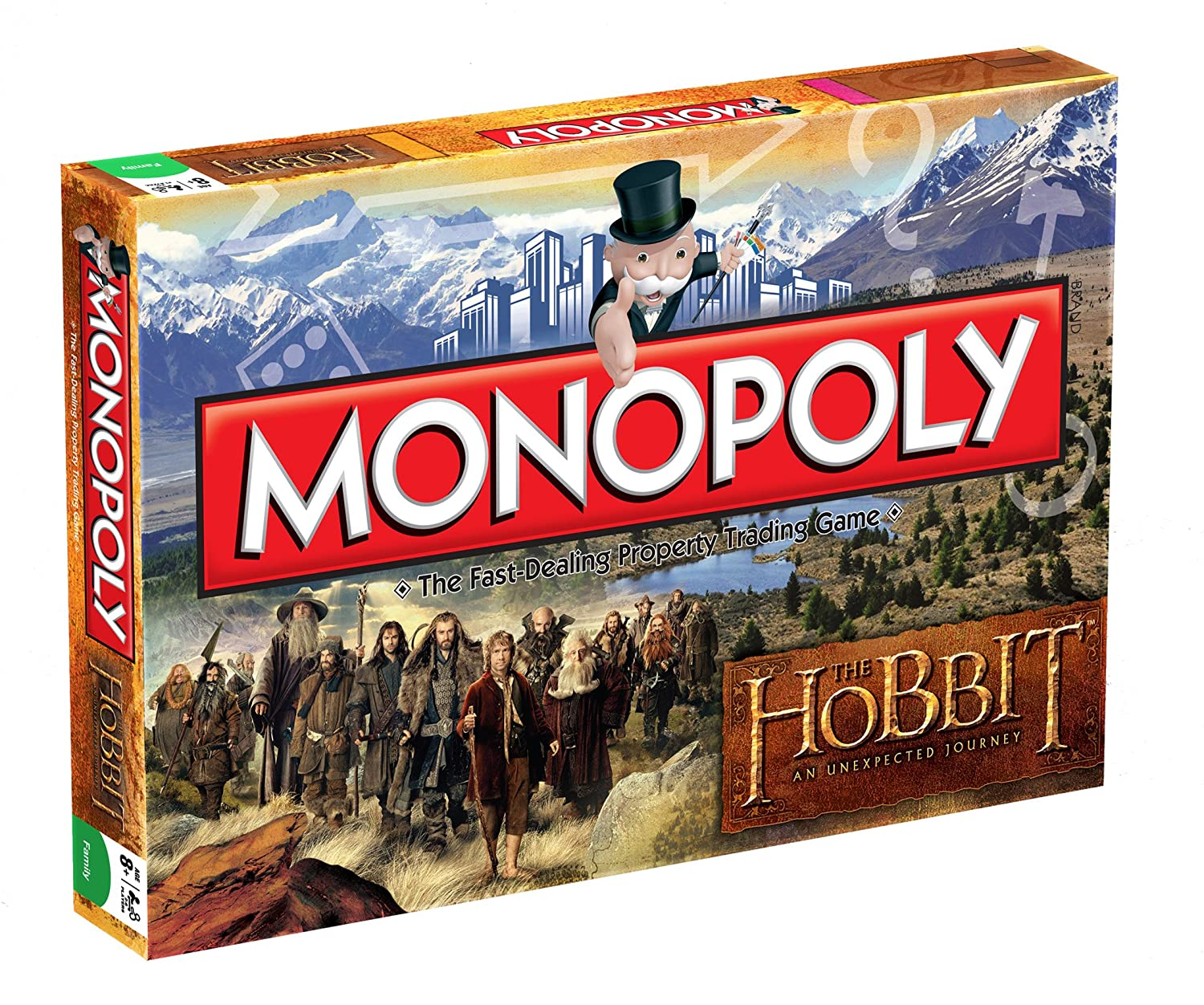 Monopoly The Hobbit