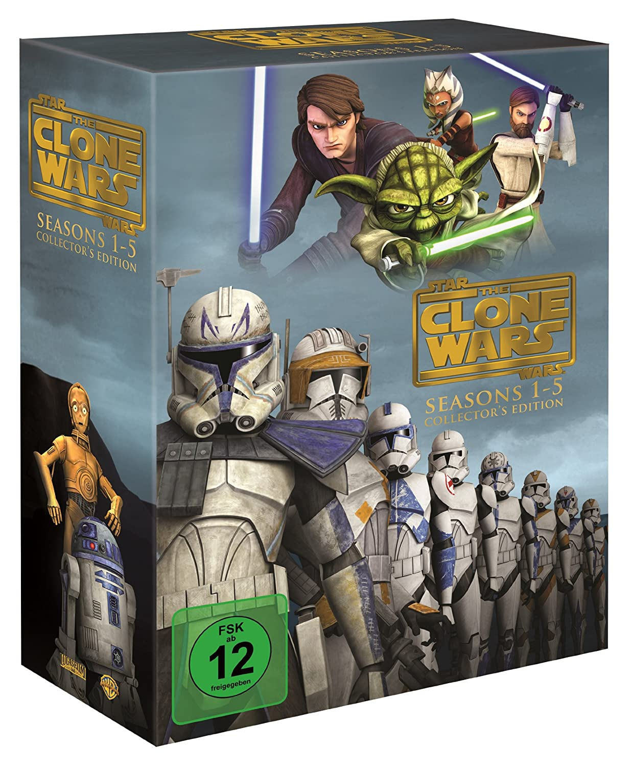 star wars the clone deutsch