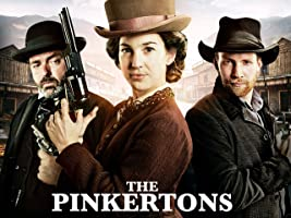 The Pinkertons: Series 1