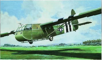 Italeri - I1118 - Maquette - Aviation - CG-4A Waco - Echelle 1:72