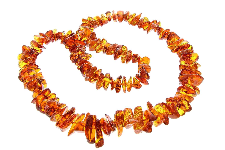 SilverAmber – Damen – Echte Baltischen Bernstein Halskette -NE0125 jetzt bestellen