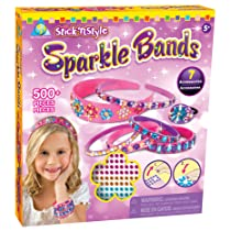 The Orb Factory Stickn Style Sparkle Bands