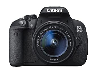 Canon 700D 18MP Digital SLR Camera