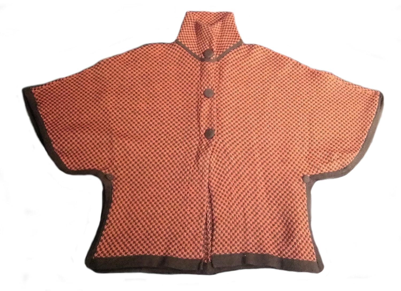 Alpacaandmore Damen Poncho Jacke Cape Umhang Alpakawolle jetzt kaufen