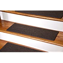 Carpet Stair Treads Brown
