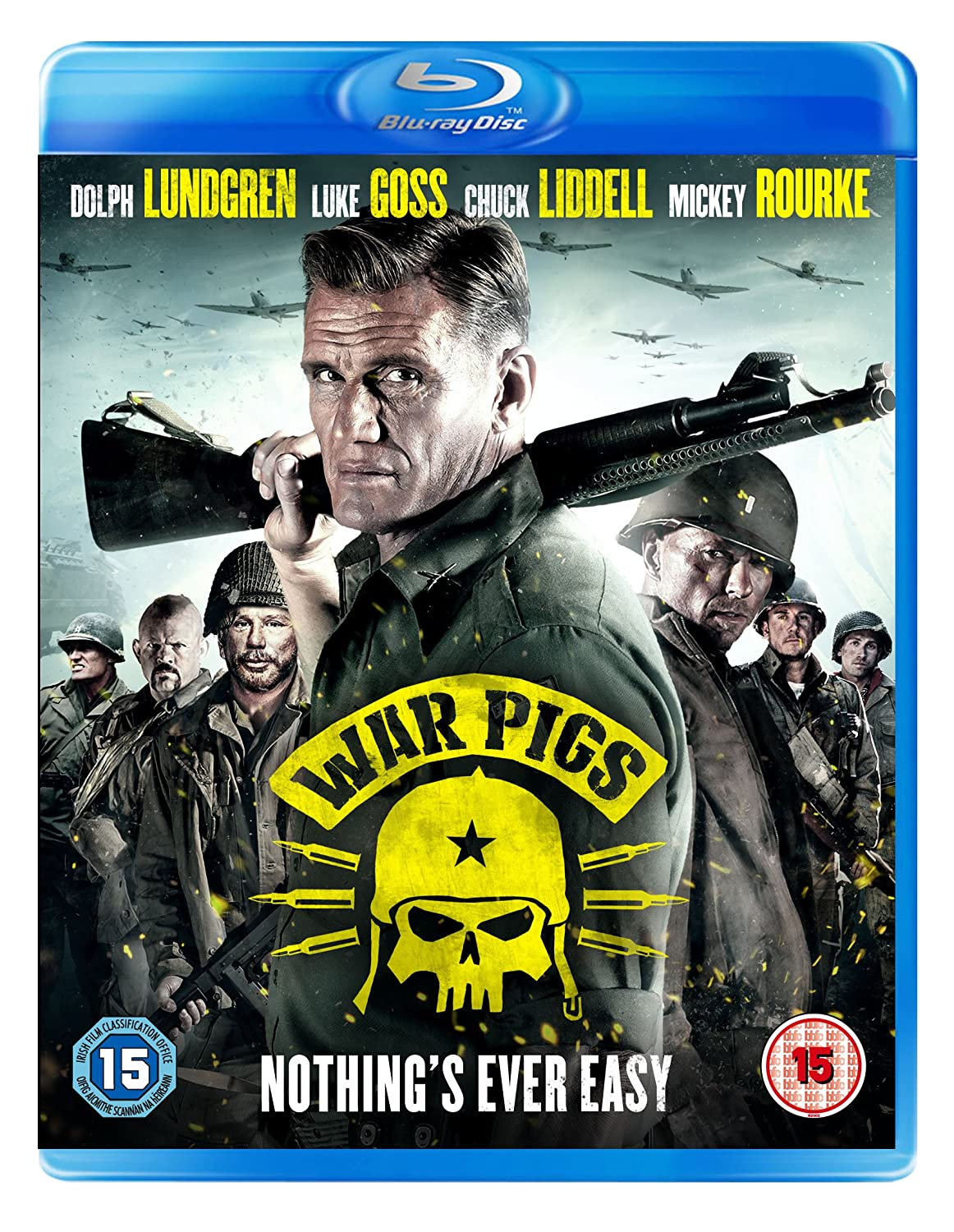 War Pig Act of Honor BlueRay Mickey Rourke Où Ai-je La Tête ?