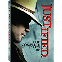 Justified: The Complete Series 1-6 on DVD