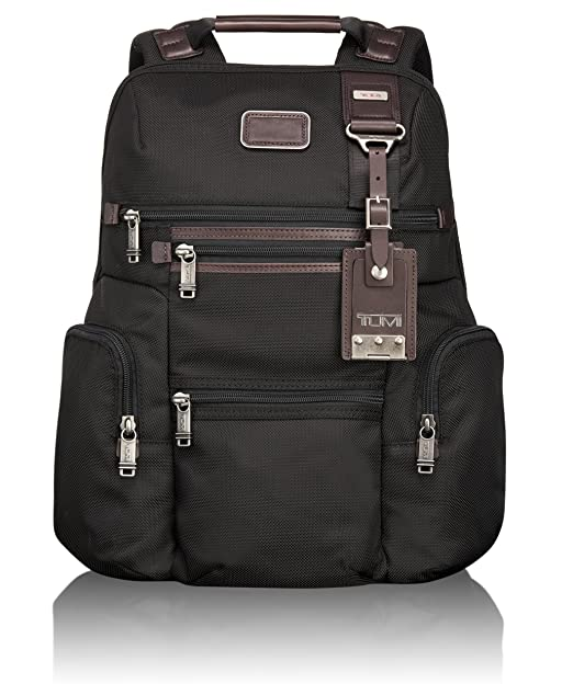 Tumi Alpha Bravo Day Knox Backpack--Christmas Gifts for Mom