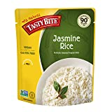 Tasty Bite Jasmine Rice 8.8 Ounce (Pack of 6), Thai Style Fragrant Jasmine Rice, Fully Cooked, Ready to Serve, Microwaveable, Vegan Gluten-Free No Preservatives