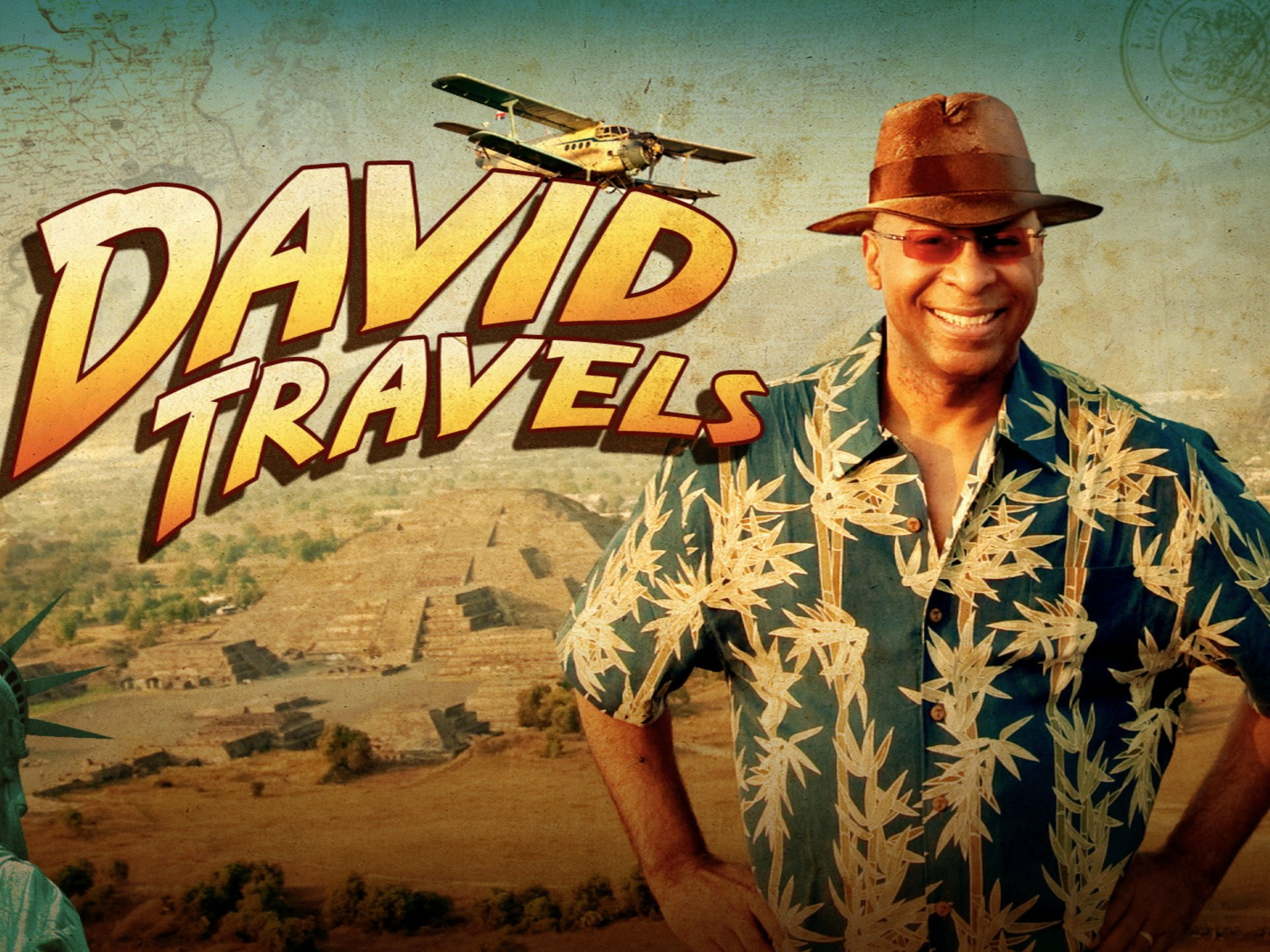 David Travels - Season 1