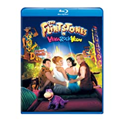 Flintstones Viva Rock Vegas [Blu-ray]