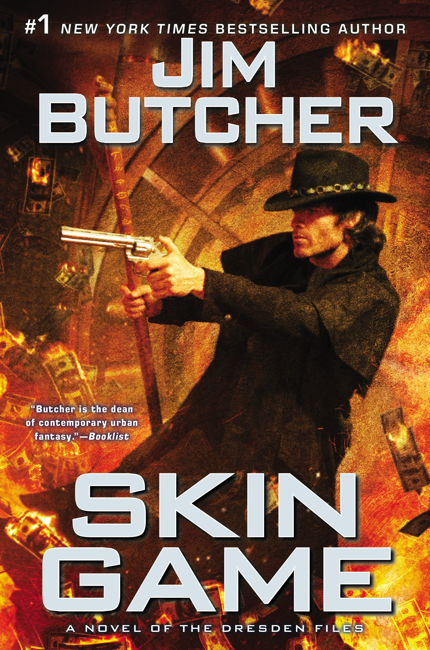 Skin Game (Dresden Files)  - Jim Butcher