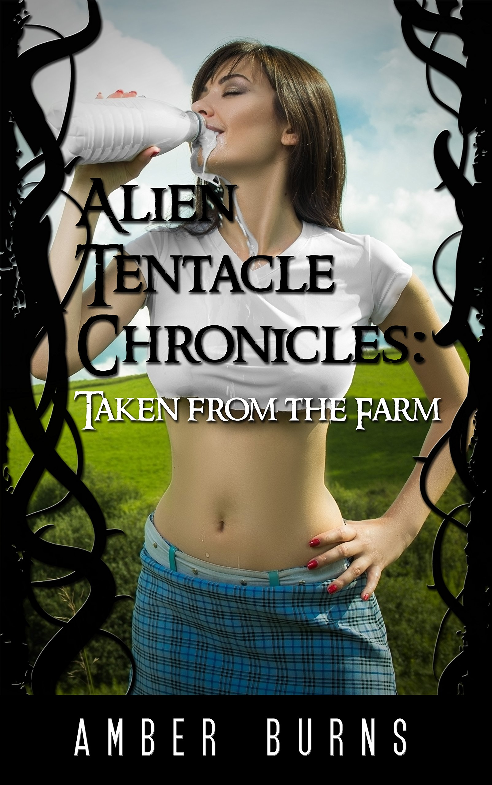 aducted by tentacle aliens