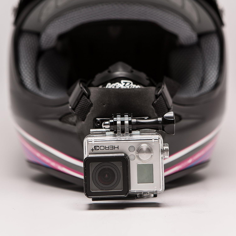 GoPro Motovlog Chin Mount