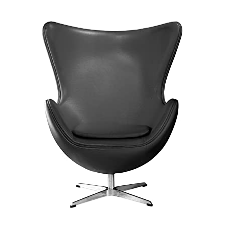 Premier Housewares Jubilee Chair - 104 x 77 x 72 cm - Black