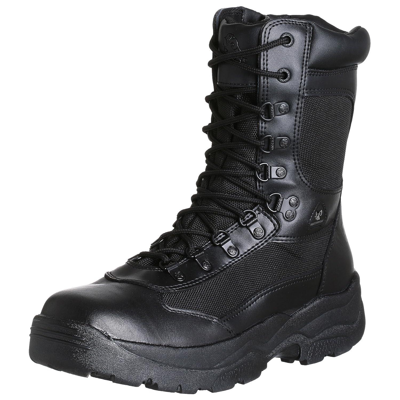 Rocky Duty Men's Fort Hood 8 Side Zip Boot светильник декоративный 3dlightfx paw patrol rocky mini 3d