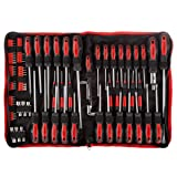 Stalwart 75-HT4091 Screwdriver Set - 100Piece Metric (Tamaño: 100 pc)