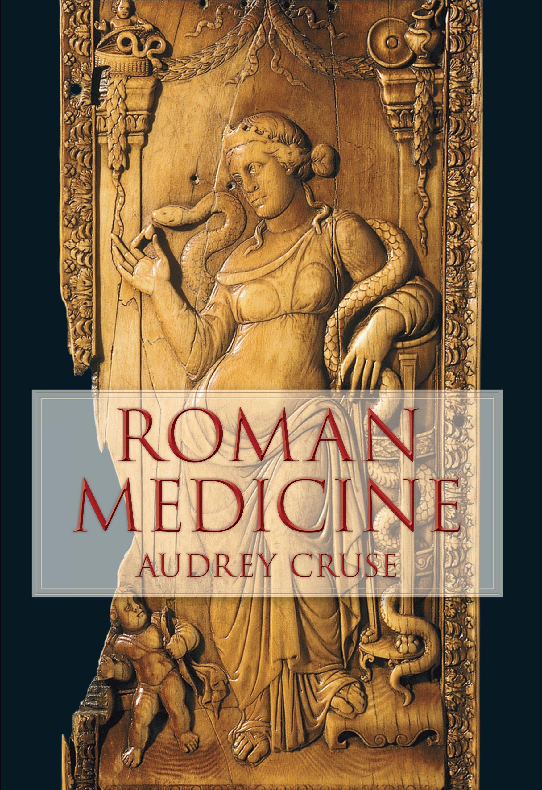 Roman medicine book cover