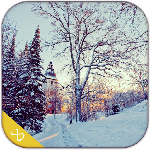 Animated Snowfall Free - Snow Ambience Free for TV (Screen Savers Apps compare prices)