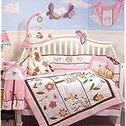 Soho Designs Butterflies Breeze Baby Bedding Baby