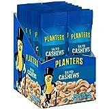 Planters Salted Cashews, 18 Single Serve Bags