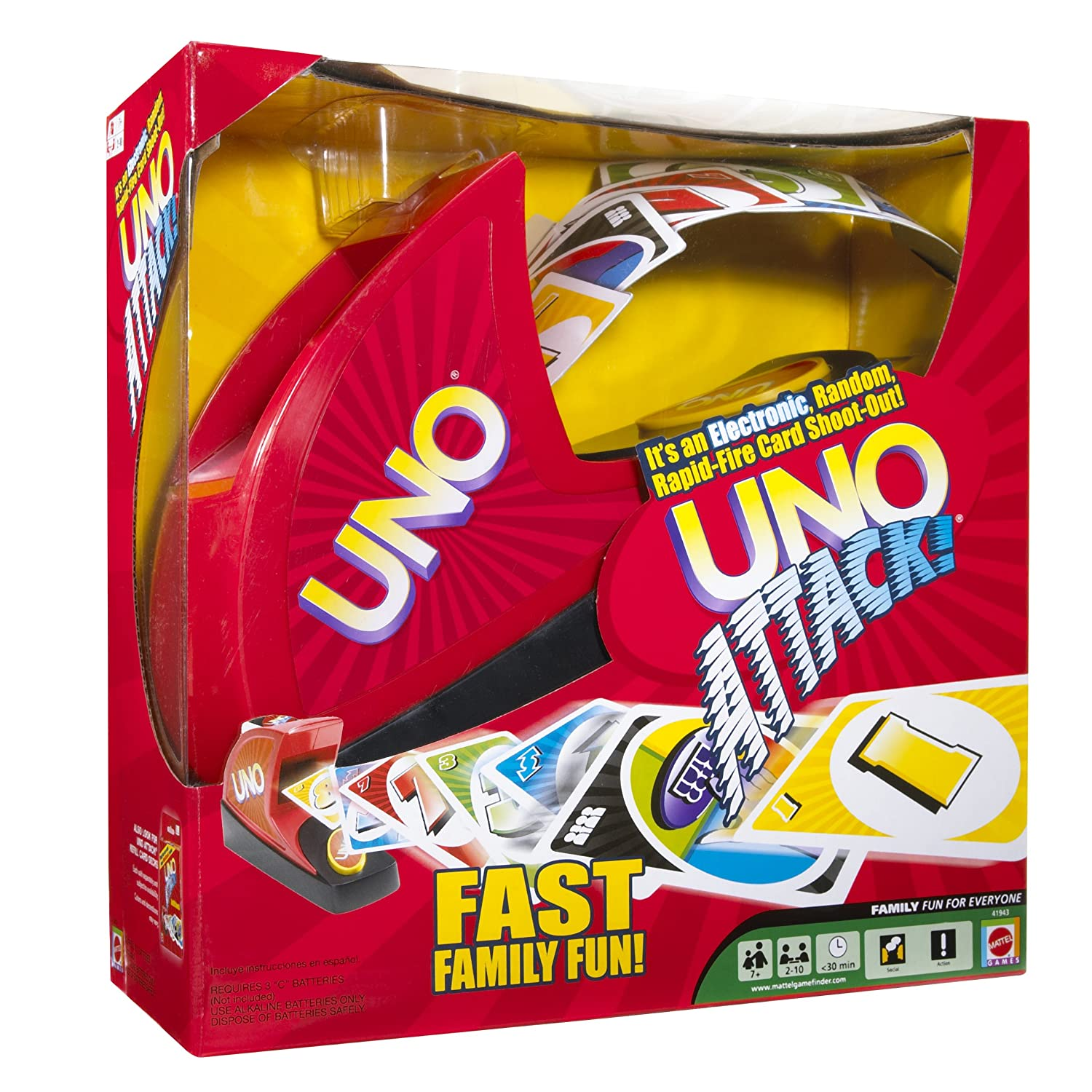 uno attack instruction sheet