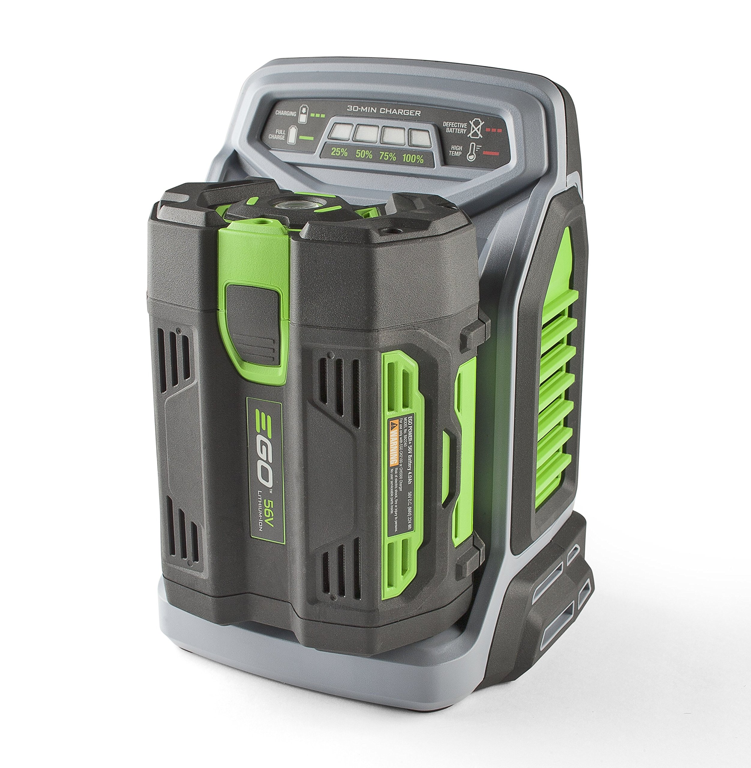 Lithium Ion Battery Rapid Ego Charger