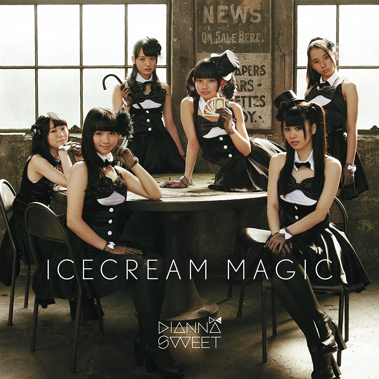 DIANNA☆SWEET ICECREAM MAGIC