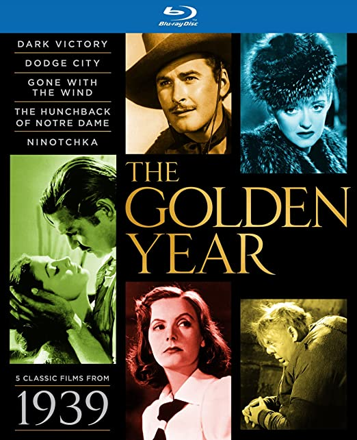 Golden Years Collection (1939) (BD) [Blu-ray]