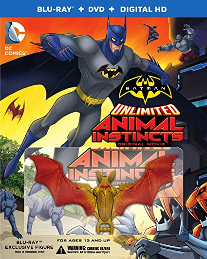 Batman Unlimited Animal Instincts – Batman nelimitate instincte animale (2015)