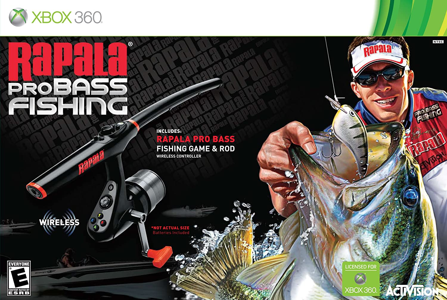 Rapala Pro Bass Fishing электронный угломер geo fennel a digit 50