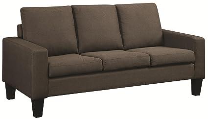 32 in. High Sofa in Gray