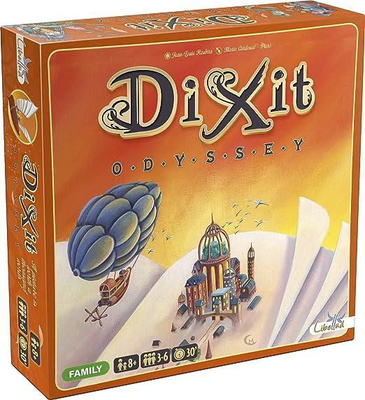 Libellud Dixit Odyssey Jeu De Carte